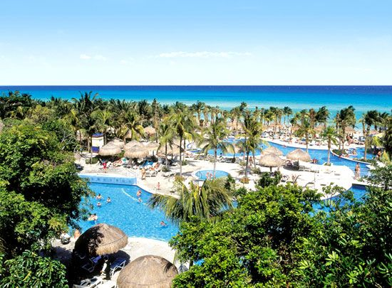 Hotel Riu Yucatan Mexico can't believe I will be here next year