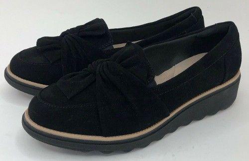$37.95 Clarks Suede Slip-On Loafer