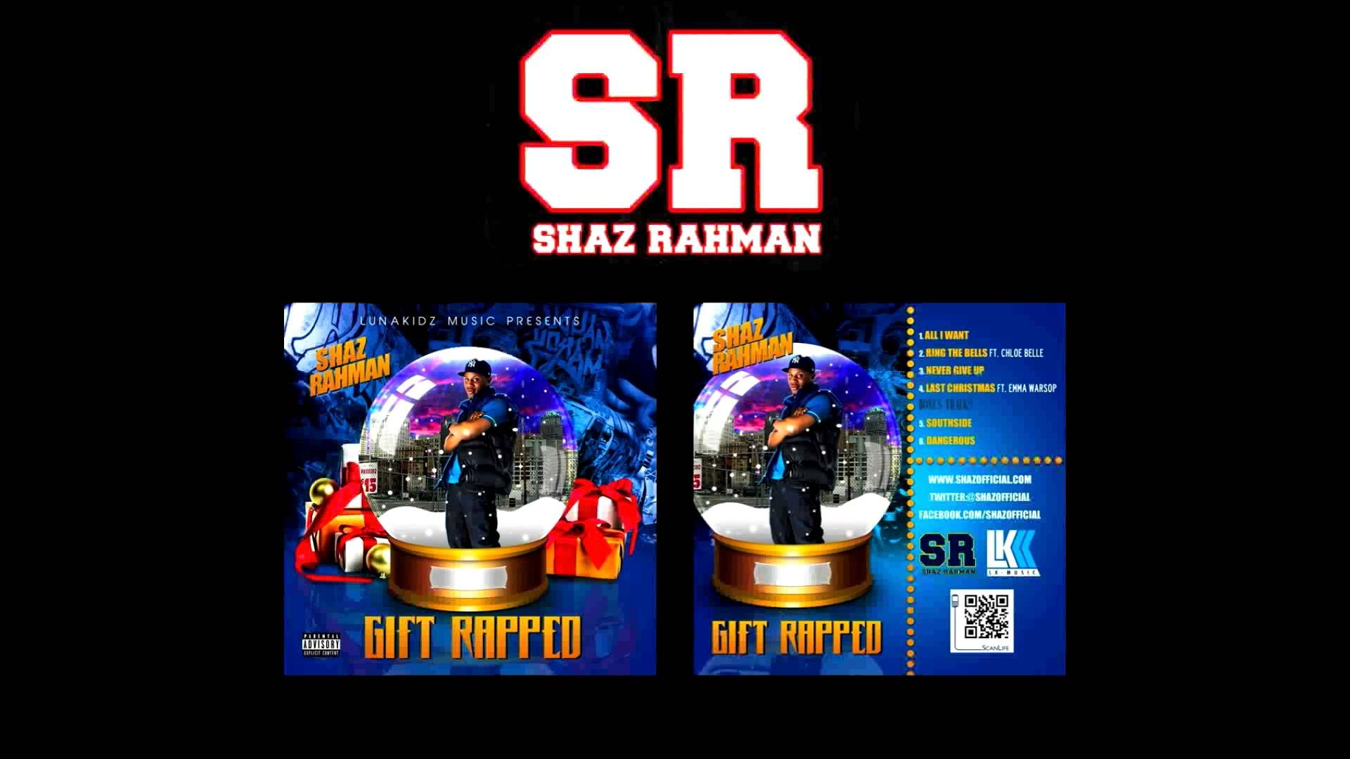 Shaz Rahman All I Want For Christmas Hip Hop Remix Shaz Rahman Remix Hiphopremix Hiphop Christmas Rnb Rnbmusic S Hip Hop Remix Rap Gifts Uk Music