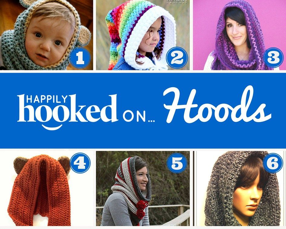 With Such Beautiful Crochet Hood Patterns Who Would Ever Want