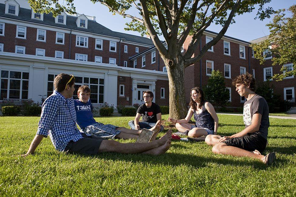 Tufts U in Boston, Massachusetts!