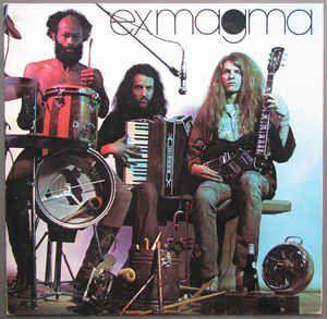 Exmagma - Exmagma (Vinyl, LP, Album) at Discogs | Album cover art ...