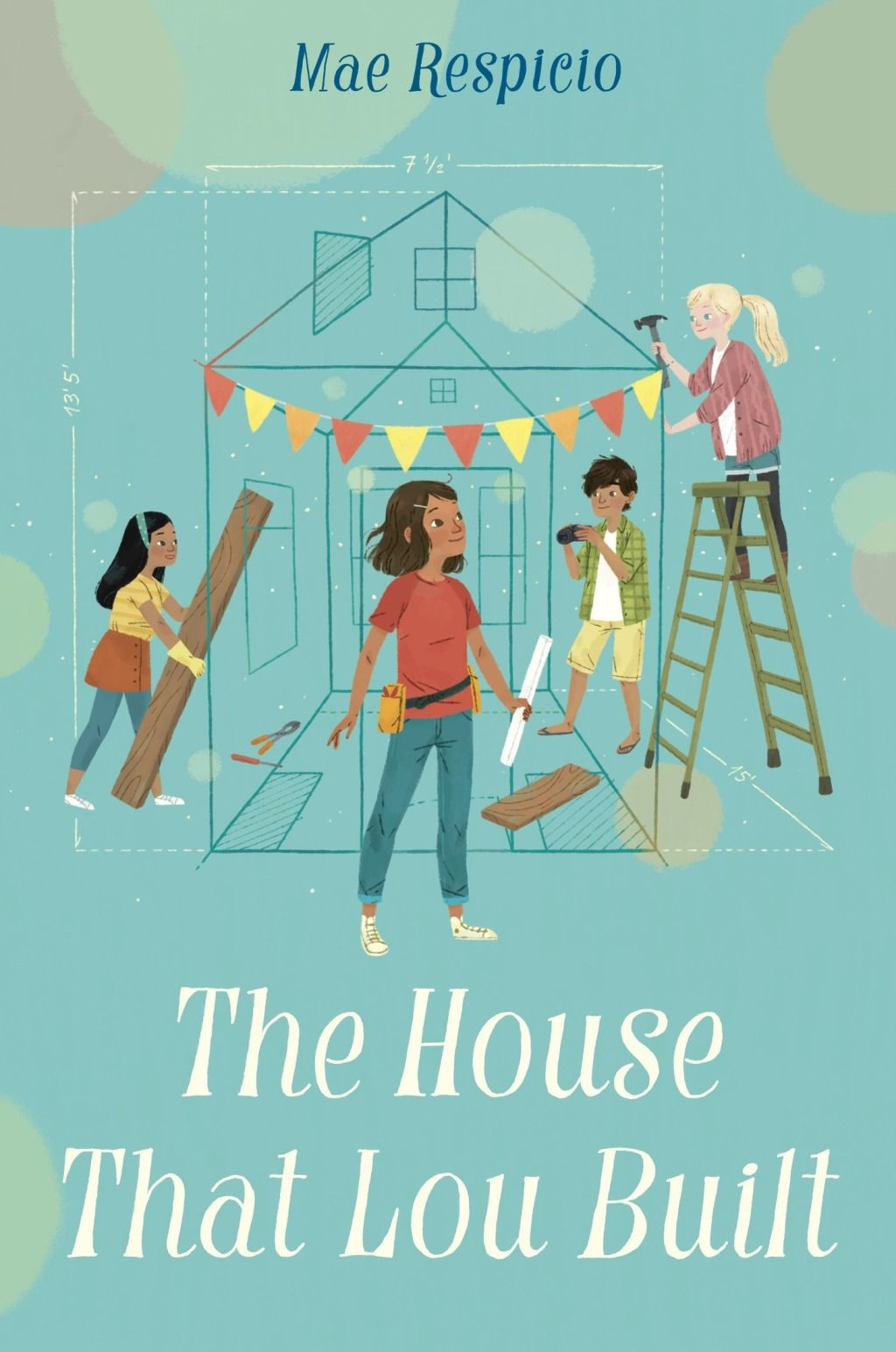 The House That Lou Built Ebook Middle Grade Books Books For