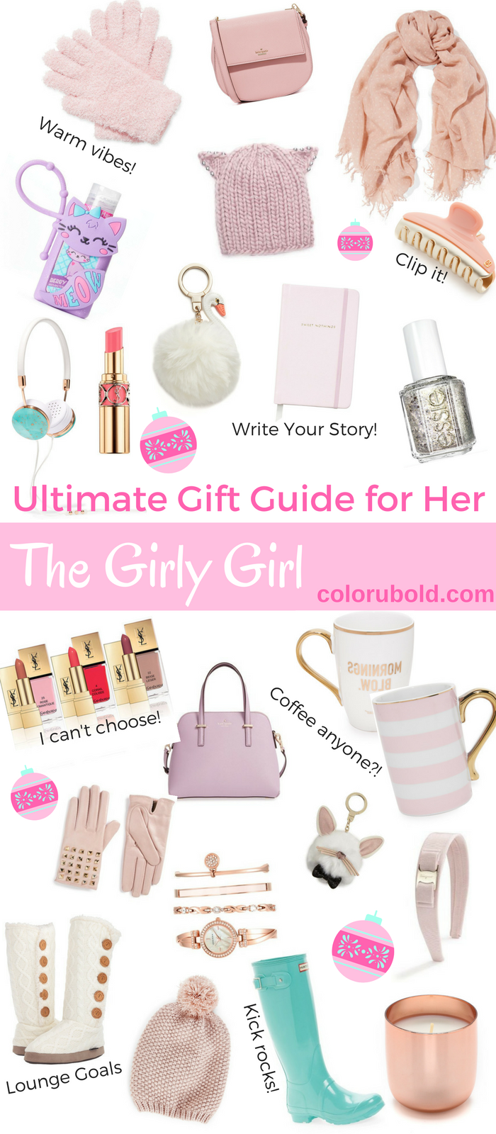 Holidy Gift Guide For Girls