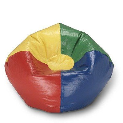 Swell 098 Multi Primary Round Large Bean Bag Cool Bean Bag Pabps2019 Chair Design Images Pabps2019Com