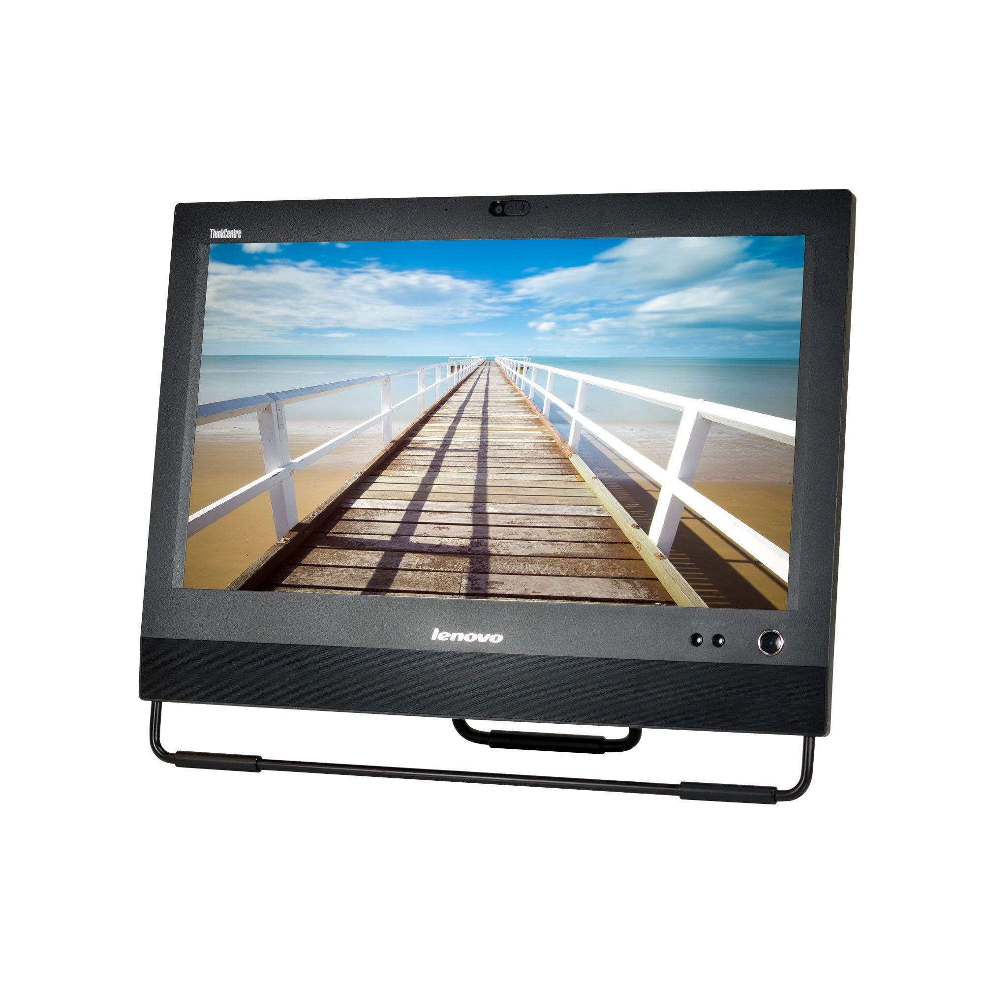 Lenovo ThinkCentre M72z-AIO Core i5-3470S 2.9GHz 3rd Gen CPU 4GB RAM 500GB HDD Windows 10 Pro 20-inch display