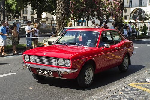 Fiat 128 Coupe Sl 1300 Fiat 128 Coupe Auto