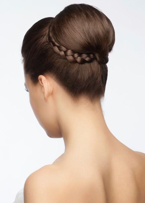Peinados recogidos para pelo fino
