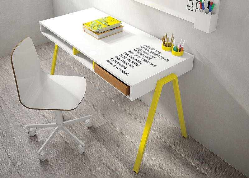 Buy Nidi Vanny Kids Desk & Modern Kids Desks Online At Mood