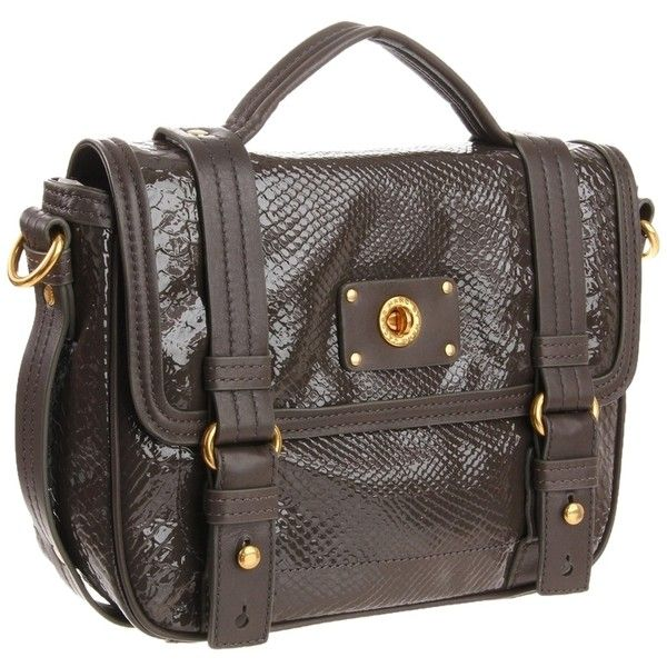 85341b59fe23 Pre-owned Marc Jacobs Totally Turnlock Pshine Messenger Bag ...
