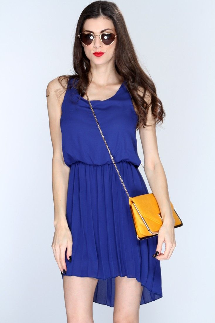 1000  images about Blue Themed Casual Dresses on Pinterest  Blue ...