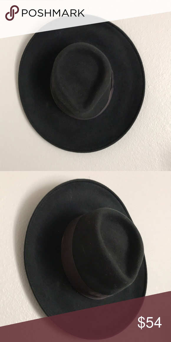madewell x biltmore® straight-brim fedora Barely worn. Fits head very  nicely. Large brim Madewell Accessories Hats ce8b53225948