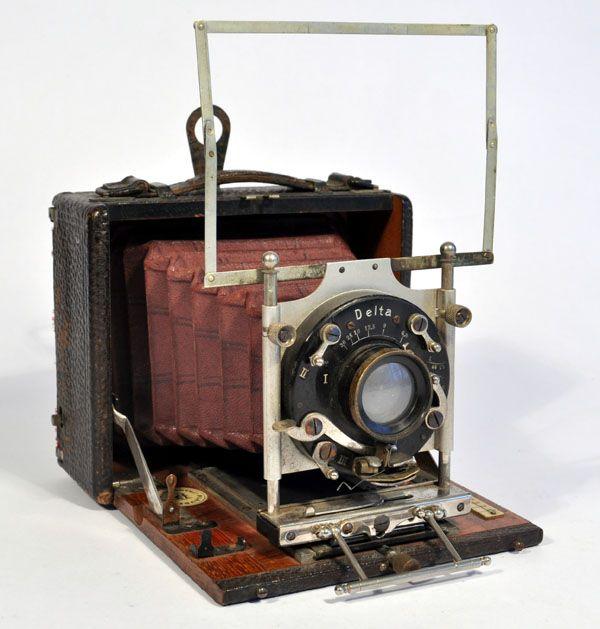 Dr. Krügener: Delta Periskop 1903, 9 x 12 cm, glasplate Objektiv: Plaubel Doppel-Orthar No. 3. 1:6,8
