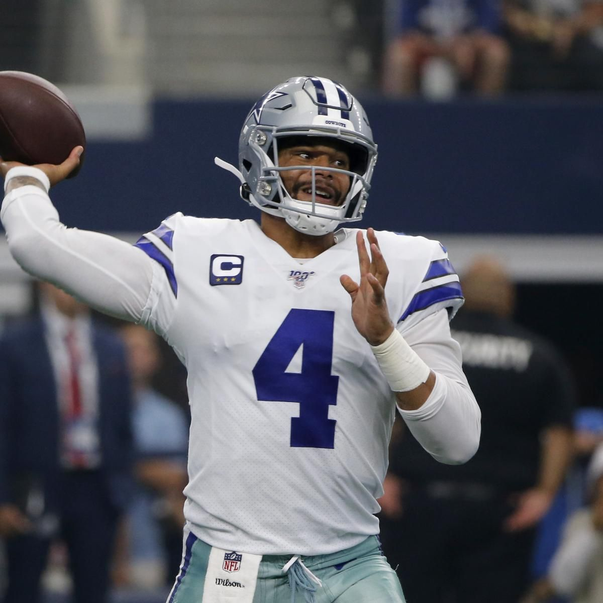 Dak Prescott Earning His Big Payday in ProveIt Year (With