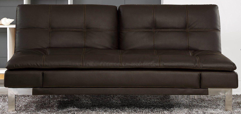 Serta venza convertible sofa java all products pinterest java