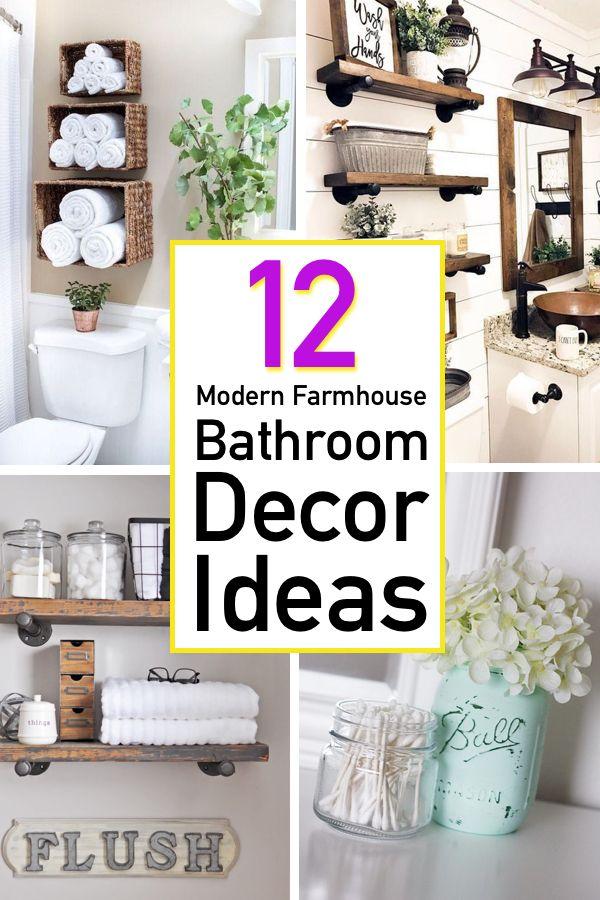 12 Stylish Functional Bathroom Decor Ideas Quirky Home