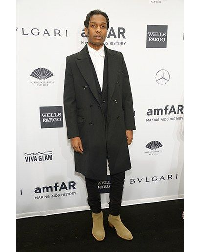 Asap Rocky Black Ink Gallery: Steal These 6 Style Moves From A$AP Rocky