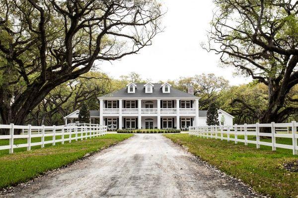 Texas The Springs In Angleton Magnolia Manor A Plantation Hall Wedding Venue Houston