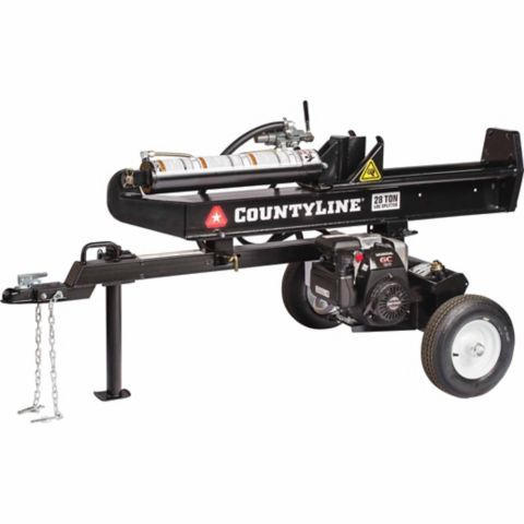 CountyLine® 28 Ton Log Splitter - Tractor Supply Co  | tools