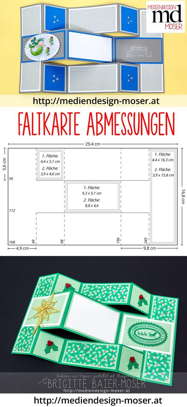 Faltkarte Mit Marchenmotiven Inkl Anleitung Stampin Up