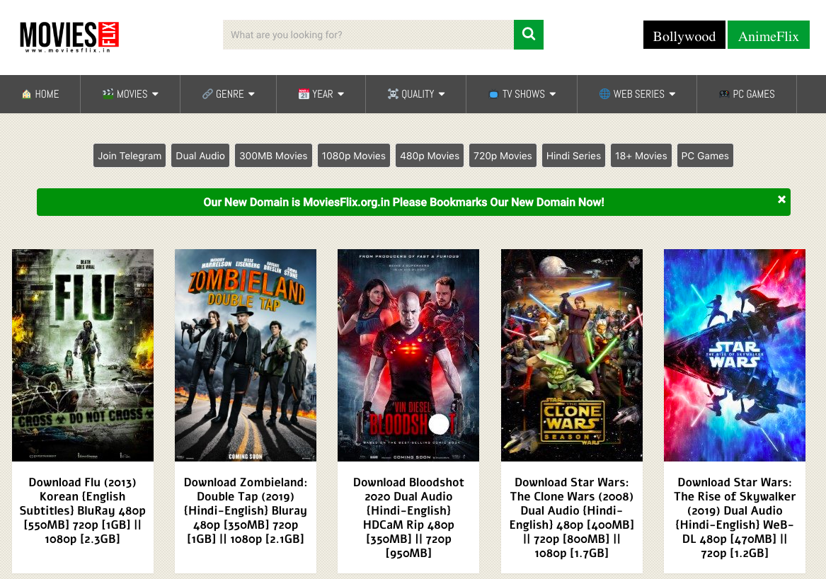 Moviesflix 2020 Top 20 Best Alternatives In 2020 Free Movies Online Movie Genres Streaming Movies