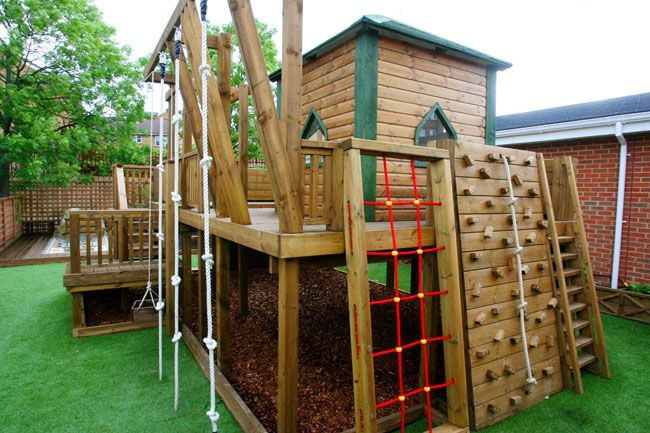 Bethnal Green, Jaw Dropping Playground Design - London | Outdoor ...