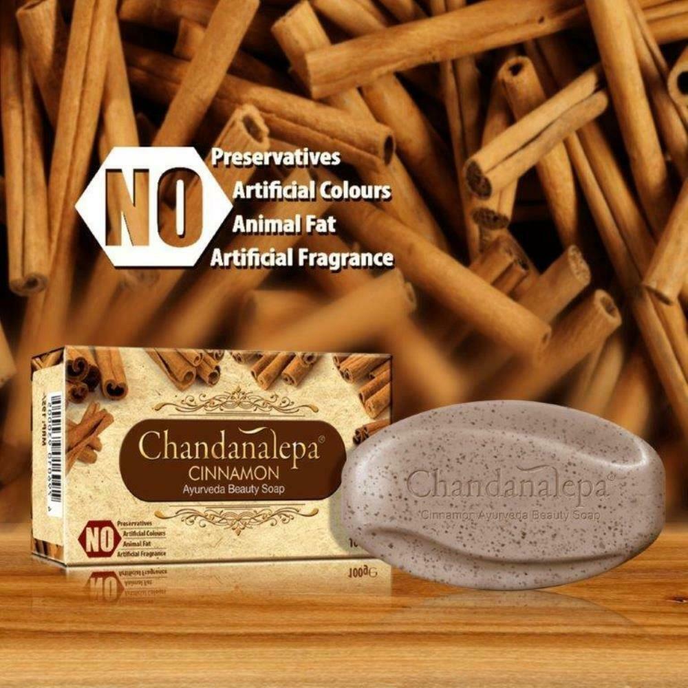 Chandenalepa Cinnamon Herbal Soap 100g Sanjeewakaayurvedicproductspvtltd Herbalism Beauty Soap Cinnamon Leaf Oil