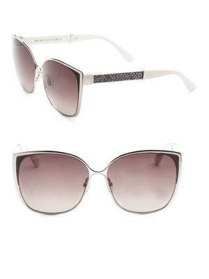 c07f77188be JIMMY CHOO Maty 58MM Square Sunglasses.  jimmychoo