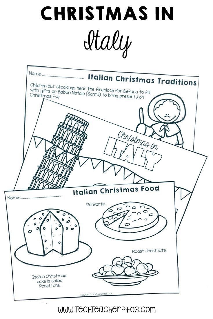 Buon Natale! Take your students to Italy and introduce them to Italian Christmas... - #christmas #introduce #italian #italy #natale #students - #ItalianChristmas