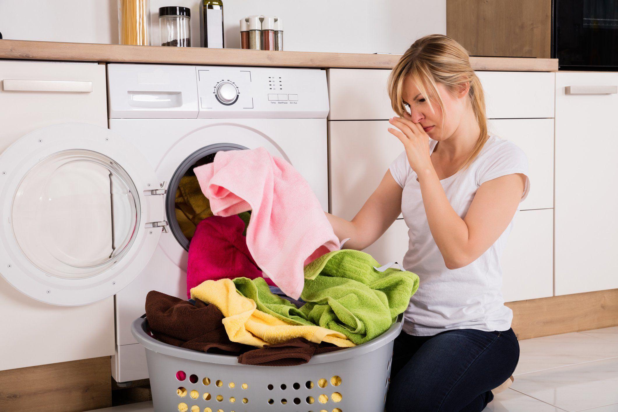 Stinkende Waschmaschine Reinigen Waschmaschine Reinigen