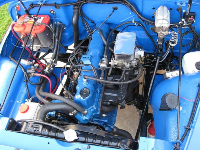 1986 Cj 258 Engine Diagram