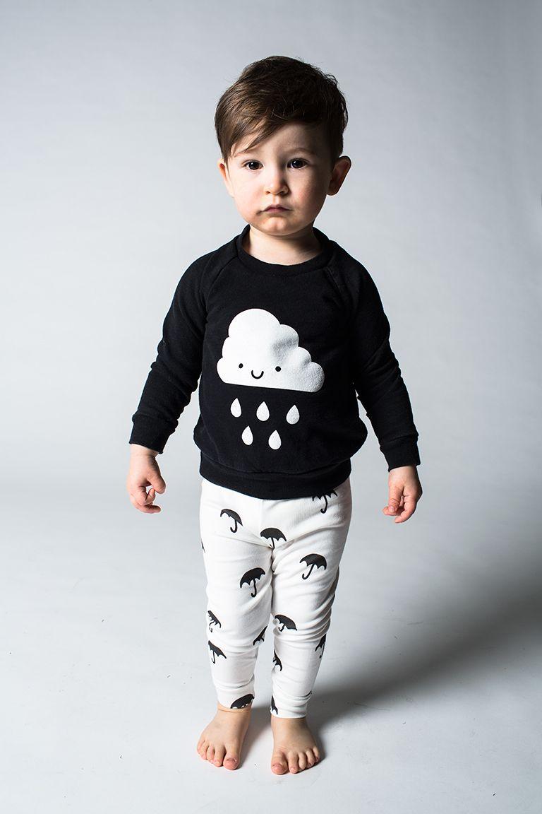 Rain rain go...oh okay. You can stay | Kids outfits, Kids ...