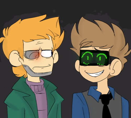 future Matt and Tom | Eddsworld Wtfuture | I have so many boards