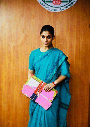 Nayanthara (aka) Nayantara photos stills & images | Saree ...