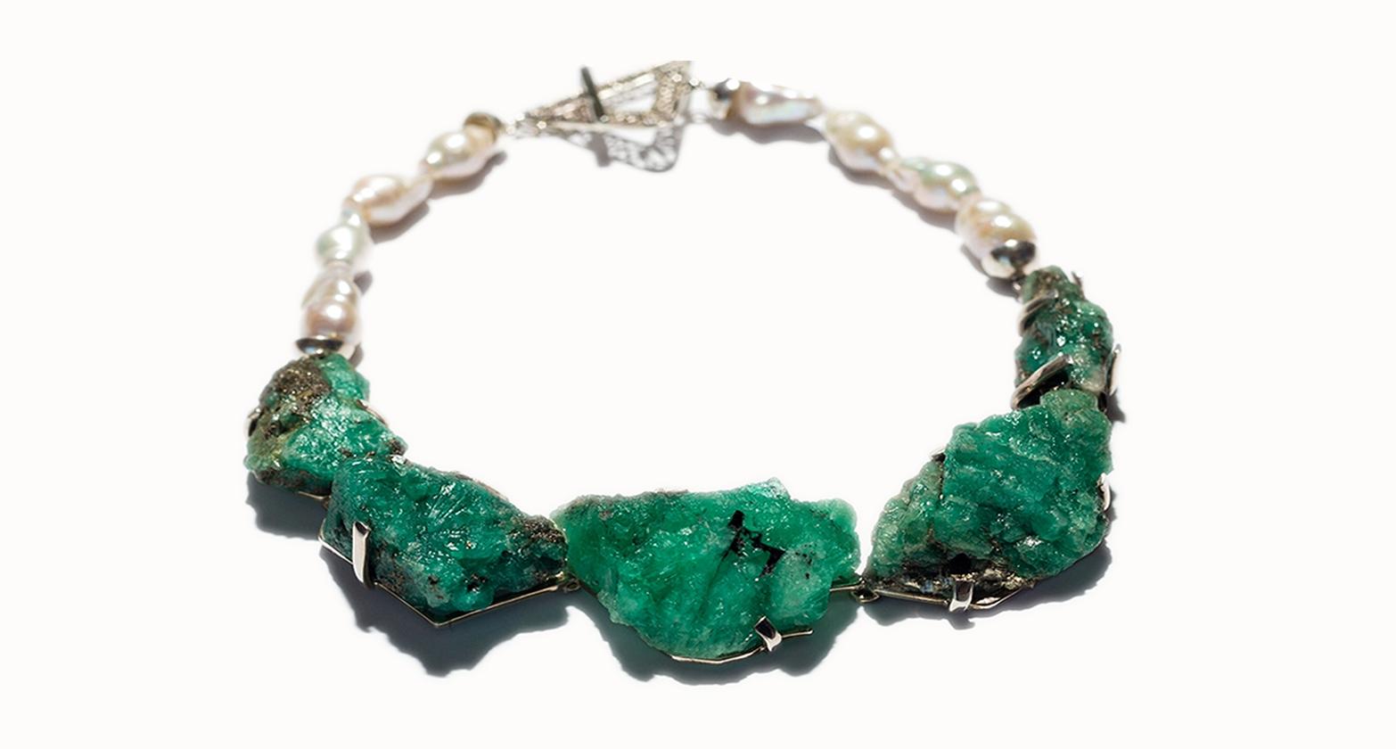 Liz Chalela Designer Jewelry Colombian designer Jewelry