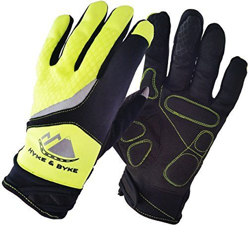 Winter Outdoor Gloves Mens Black Gloves And Womens Gloves With