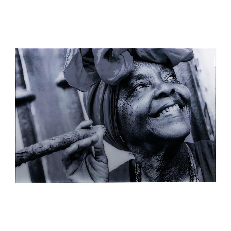 Bild Kuba I - Kunststoff - Schwarz / Weiß, ars manufacti Jetzt ...