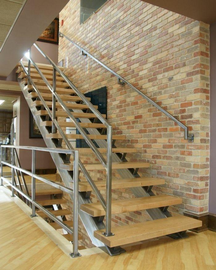 schicke treppengel nder versch nern das moderne treppenhaus treppengel nder treppenhaus und. Black Bedroom Furniture Sets. Home Design Ideas