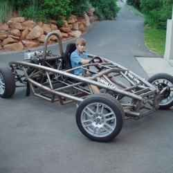 Build A Car From Scratch >> Pin On Lew S Cars