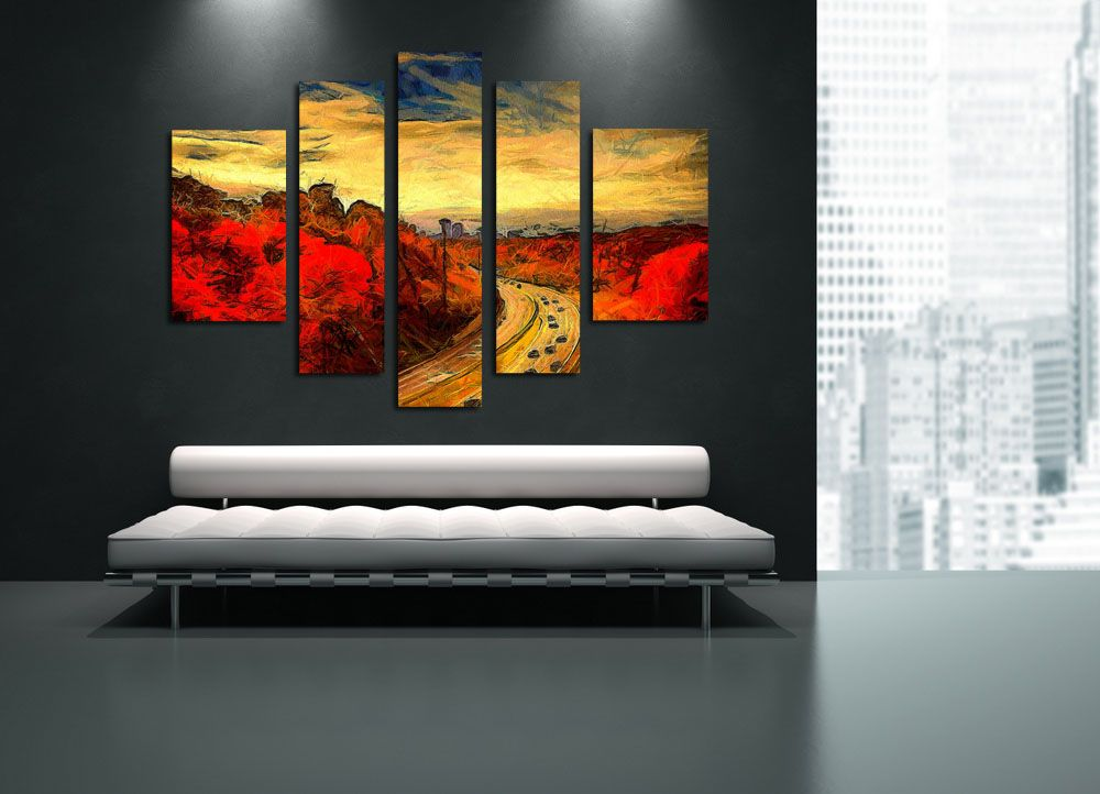 custom canvas wall prints