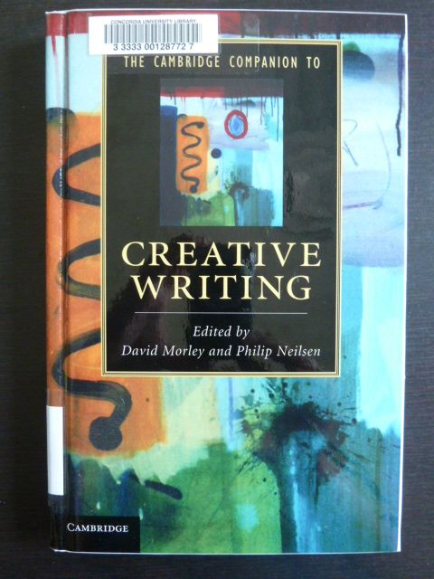 creative writing for teachers cambridge