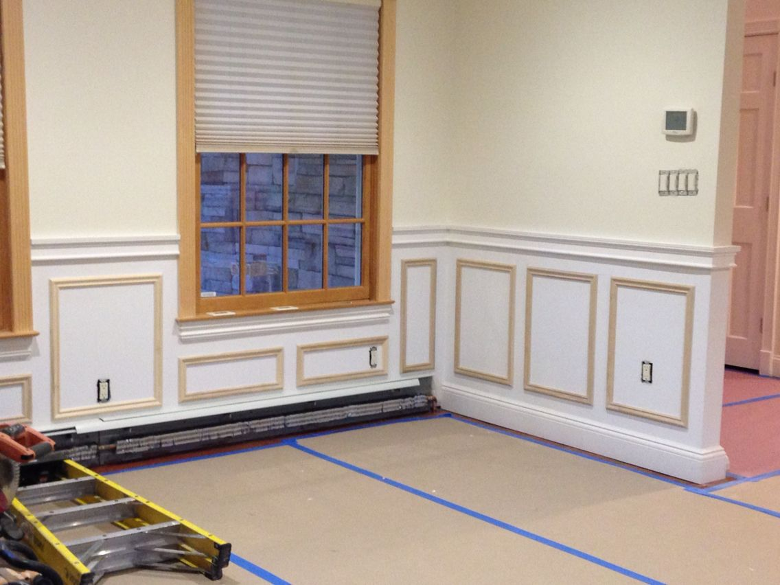 Day 15 wainscoting (With images) | Kitchen renovation ...