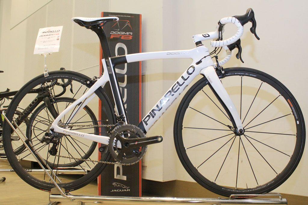 ピナレロ「ドグマK8-S」や「ガン」シリーズなど新モデルお披露目 7月から順次発売 - cyclist