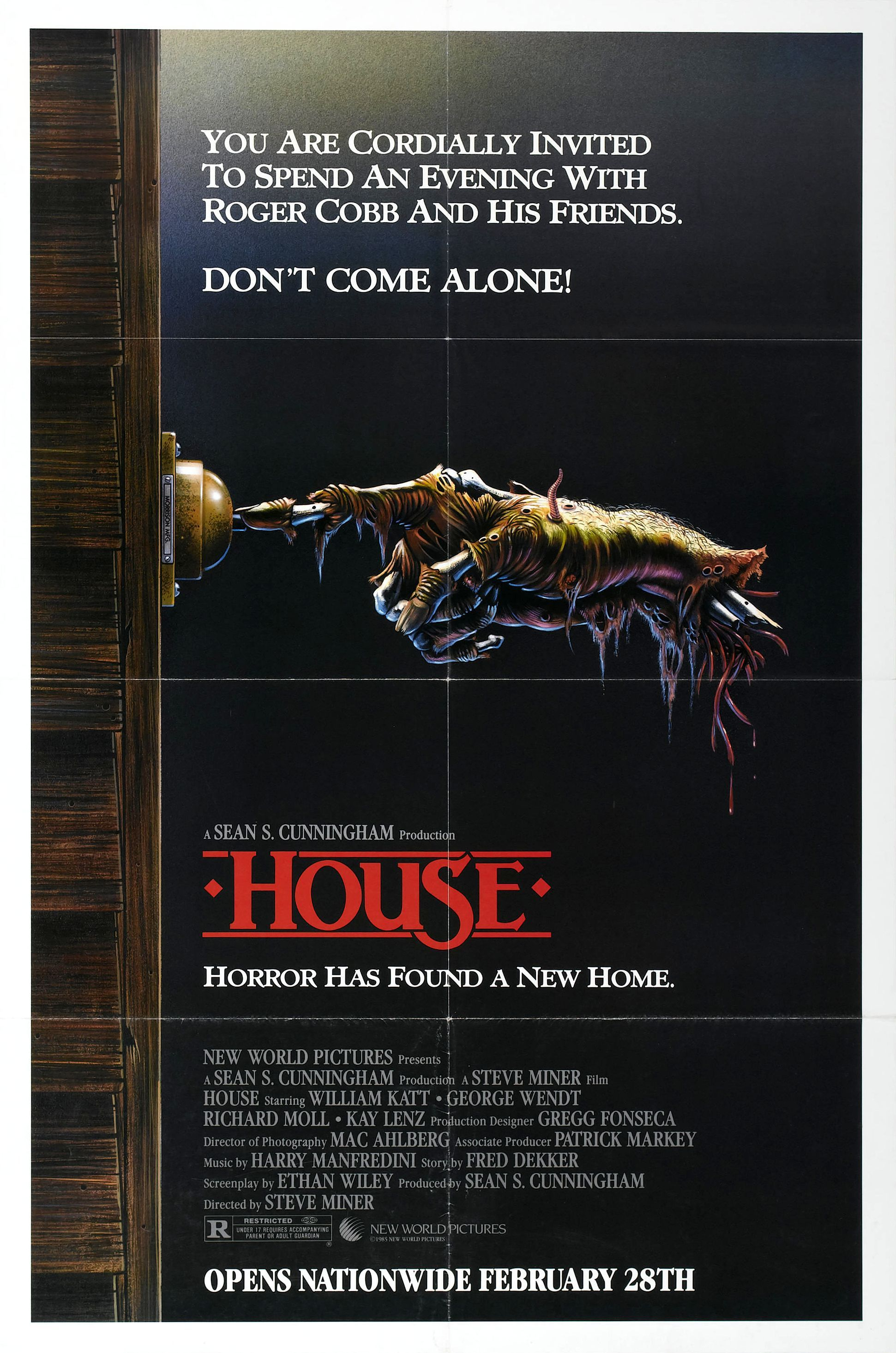 House (1986). Fun fun fun 80s horror. Horror movie