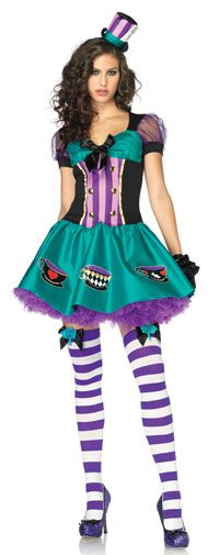 Mad Hatter Costume Ideas  sc 1 st  Pinterest & Mad Hatter Costume Ideas | Mad hatter costumes Halloween fun and ...