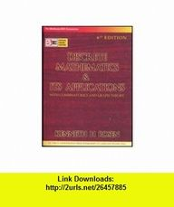 Discrete Mathematics And Its Applications With Combinatorics And