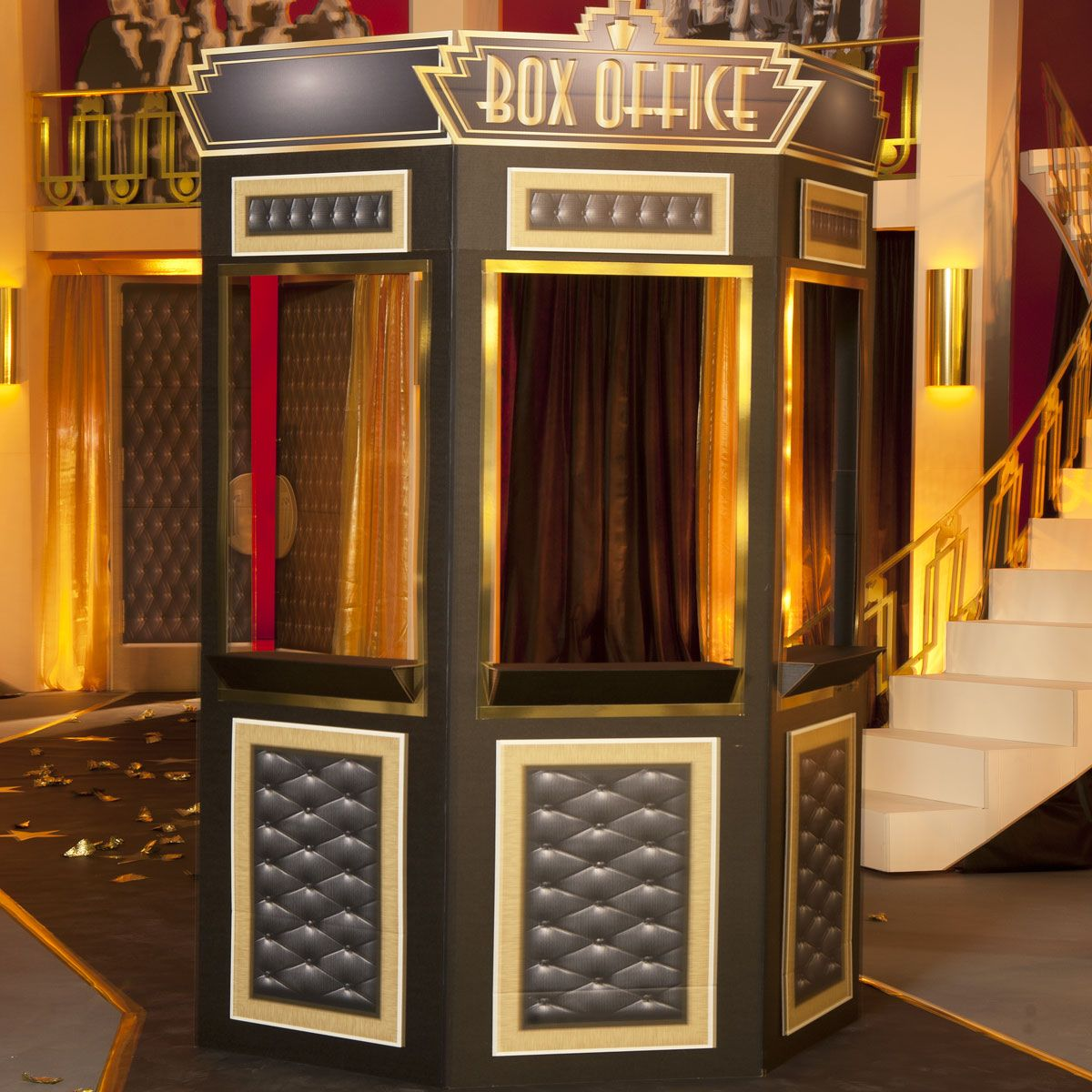 Two Please Cinema Ticket Booth Kit Old Hollywood Prom