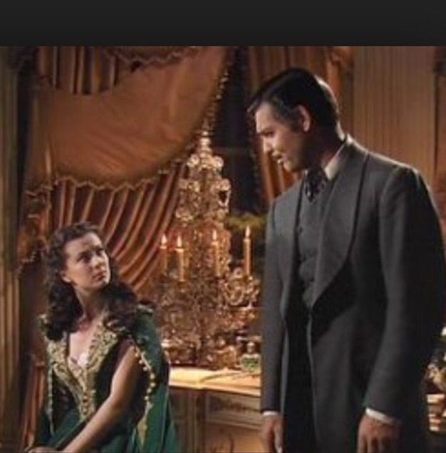 Gone with the wind Scarlett O'hara
