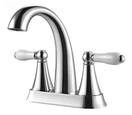 Bathroom Faucets DIY | Pfister LF048KYCC Kaylon 2Handle 4 Inch ...