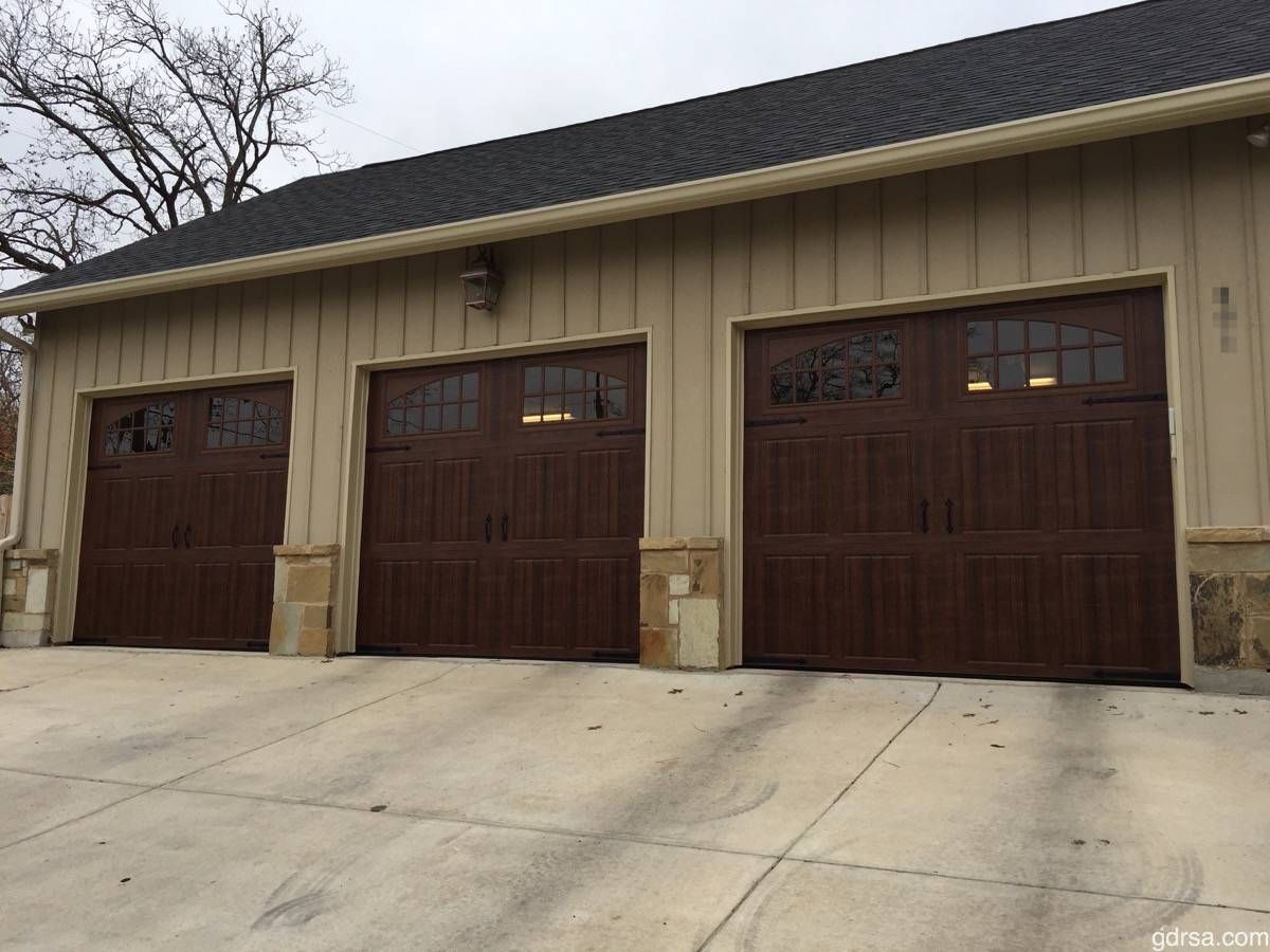 Garage Door Portfolio Carriage House Garage Doors Exterior House Colors House Exterior